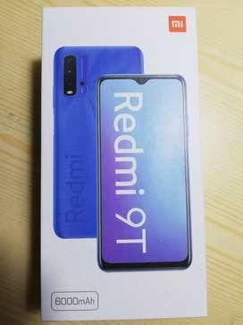 REDMI 9T 128GB. PERFECTAS CONDICIONES