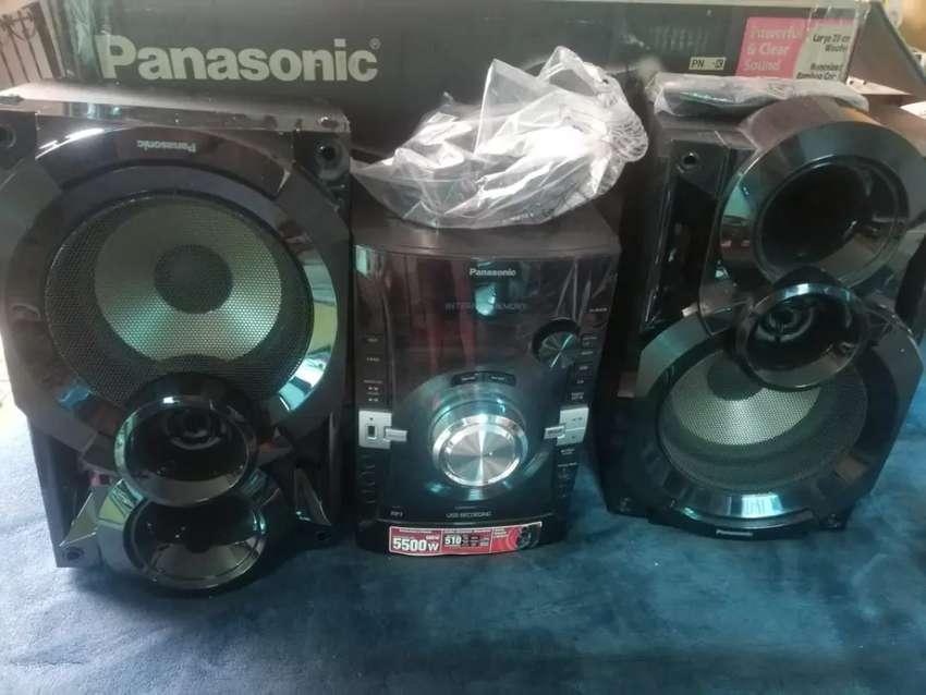 Equipos de sonido Panasonic SC-AKX34