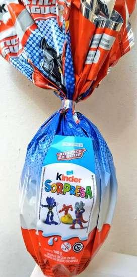 Huevo Pascua Kinder