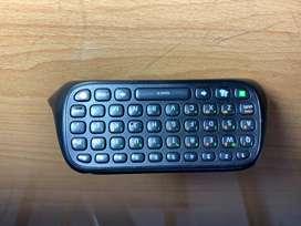 Teclado para control Xbox 360