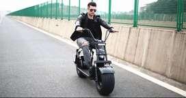GreenLine Moto Eléctrica CHOPPER X11