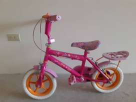 Bicleta barbie