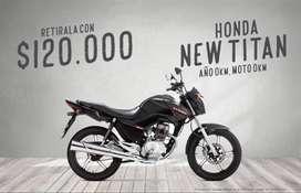 Honda Titán