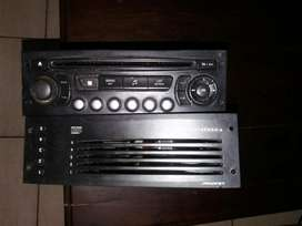 Estereo Original 307 con 5 Cd a Revisar
