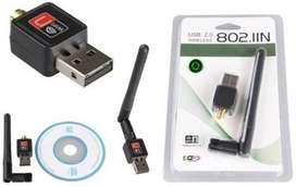 Antena Wifi Wireless Usb 2.0 802.11n.