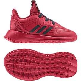 Tenis Zapatos Marvel Spider-man Rapidarun adidas