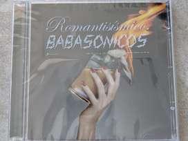 Cd Babasónicos Romantisísmico Sellado