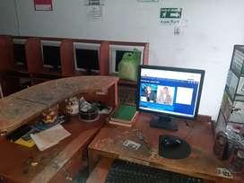 local con cafe internet en renta