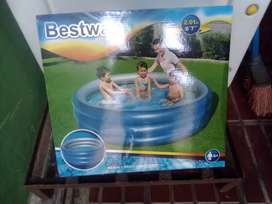 Urge vender piscina