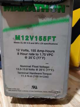 Bateria para car audio