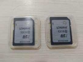 Vendo Memoria SD 32 GB