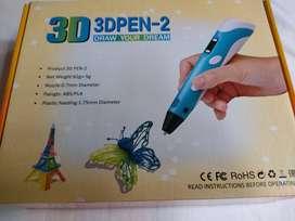 LAPIZ 3D LCD