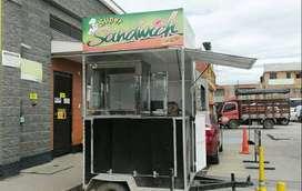 Aprovecha y pon tu negocio con puntos de ventas de sandwichs