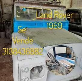 Se vende Land Rover modelo 69