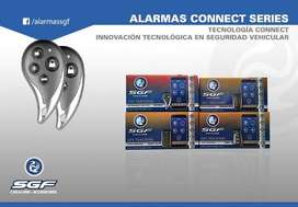 Alarmas para Autos SGF | Connect Series BT