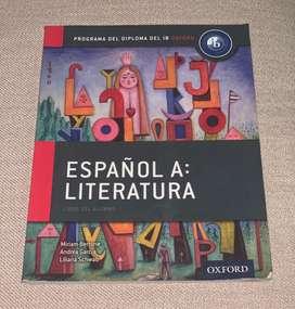 Libro Español a Literatura Bi