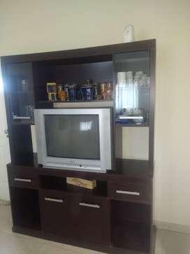 Mueble rustico para tv