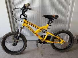 Bicicleta Oxford aro 16 en perfecto estado