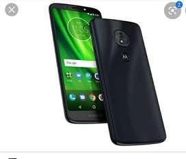 Motorola  G6 play 32GB huella dactilar