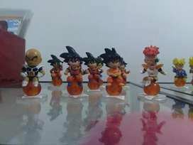 Figuras Dragón Ball Super  Coleccionables !!