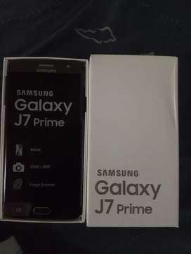 Vendo J7 prime nuevo.