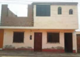 Se vende casa en Chancay