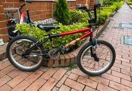 Bicicleta cross perfectas condiciones