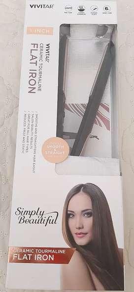 Plancha para cabello VIVITAR