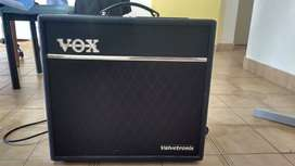 Vox VT80+ con footswitch