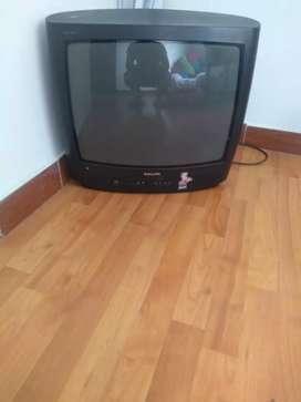 Oferta de televisor sin control