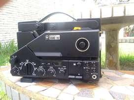 Filmadora proyector Sankyo super 8 Sound 762