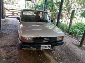 Fiat 147 08 en blanco