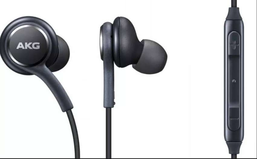 Auricular Audifono Samsung Musica Llamada Akg S8 S8+ Aaa 0