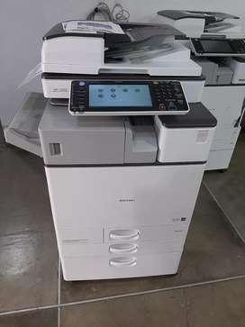 Fotocopiadora Ricoh laser digital color