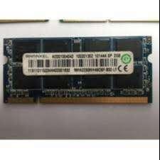 memorias ram DDR2 de 2gb