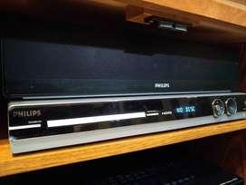HOME THEATER PHILIPS 5.1 CON HDMI, AUX, RADIO, BLUETOOH, USB