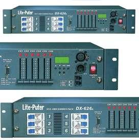 Regalo liquido Consola Dimmer Switch Y Dmx