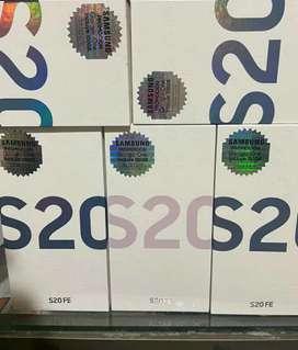 SAMSUNG S20 FE 128/256GB SELLADO HOMOLOGADO CON GARANTIA