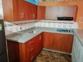 Se fabrican cocinas integrales closet