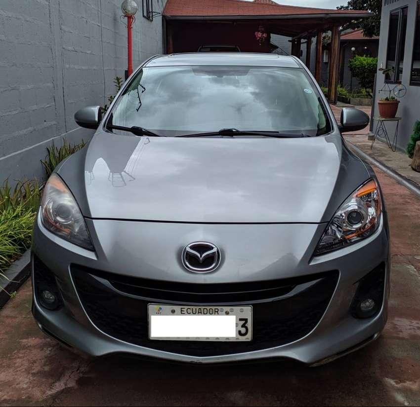 Mazda 3, 2013, full equipo 0