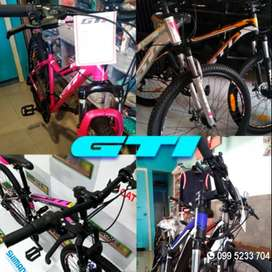 BICICLETAS GTI 2020