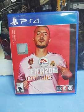 VENDO FIFA 20 NUEVO