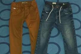 Pantalones offcorss talla 2