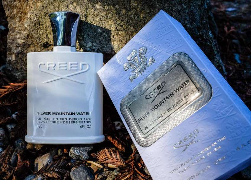 Perfume Creed Silver Mountain Water 120 ml Original Usado Solo 2 Veces 0