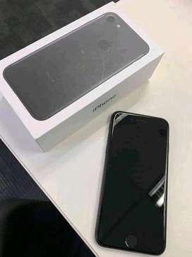 Iphone 7 nuevo en caja todo sus accesorios