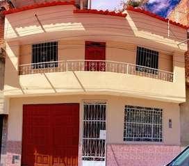 Ocasión: vendo casa en Prolong Jr. Estrecho
