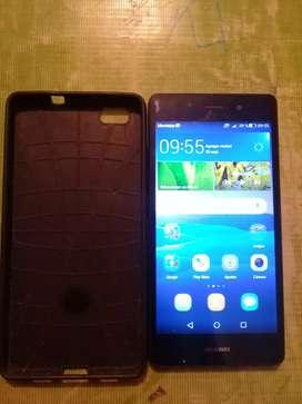 Cambio x bici Huawei p8 lite
