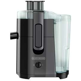 Extractor de jugos black and Decker