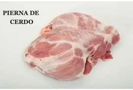 Venta de carne de res y cerdo