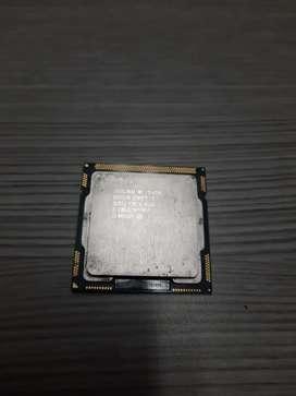 Procesador core i5 - 650 primera generación